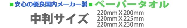 ペーパータオル中判 top